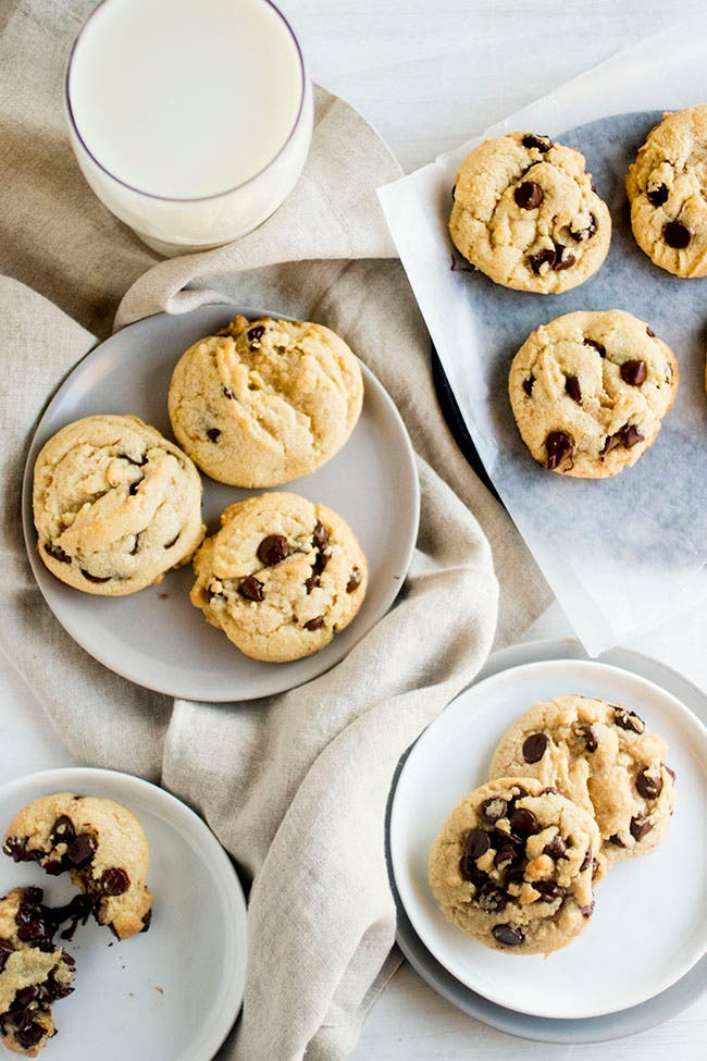 cookies au noix de coco