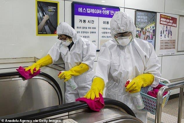Le coronavirus se propage à travers le monde