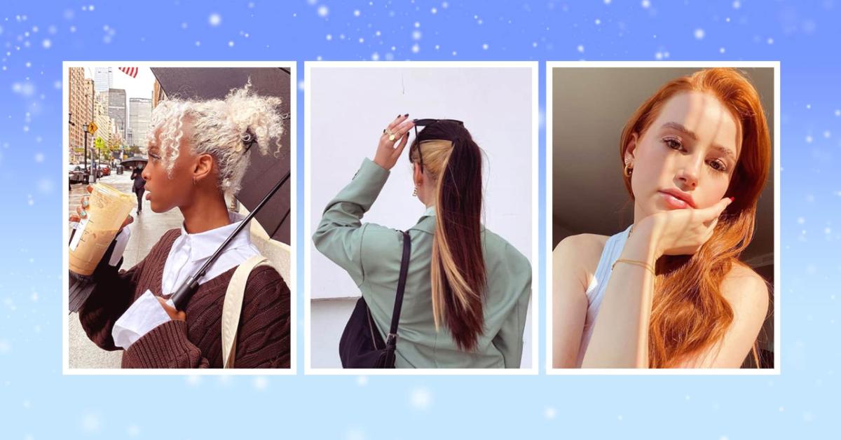 10 couleurs de cheveux tendances pour cet hiver