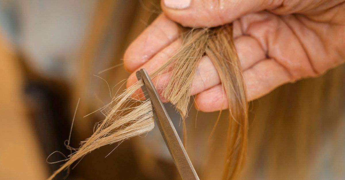 couper les cheveux