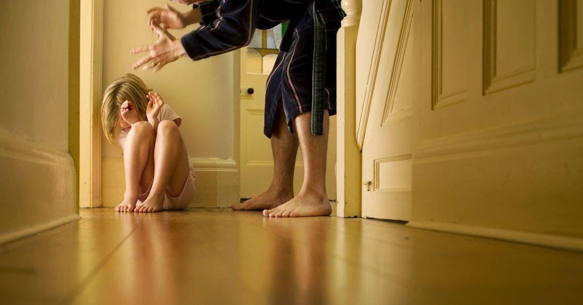 crier sur un enfant modifie la formation de son cerveau dapres un medecin 1