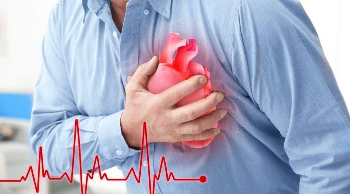 6 signes d'une crise cardiaque à venir