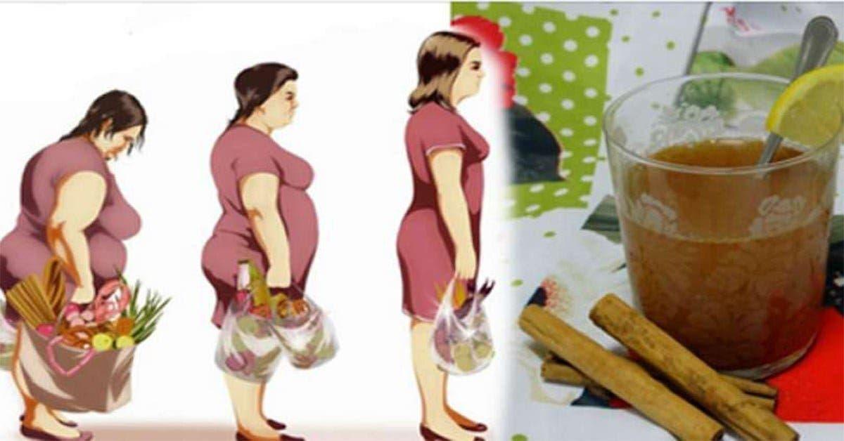 de la cannelle du citron et du miel pourrait vous aider a perdre 3 kilos en une semaine 1 1