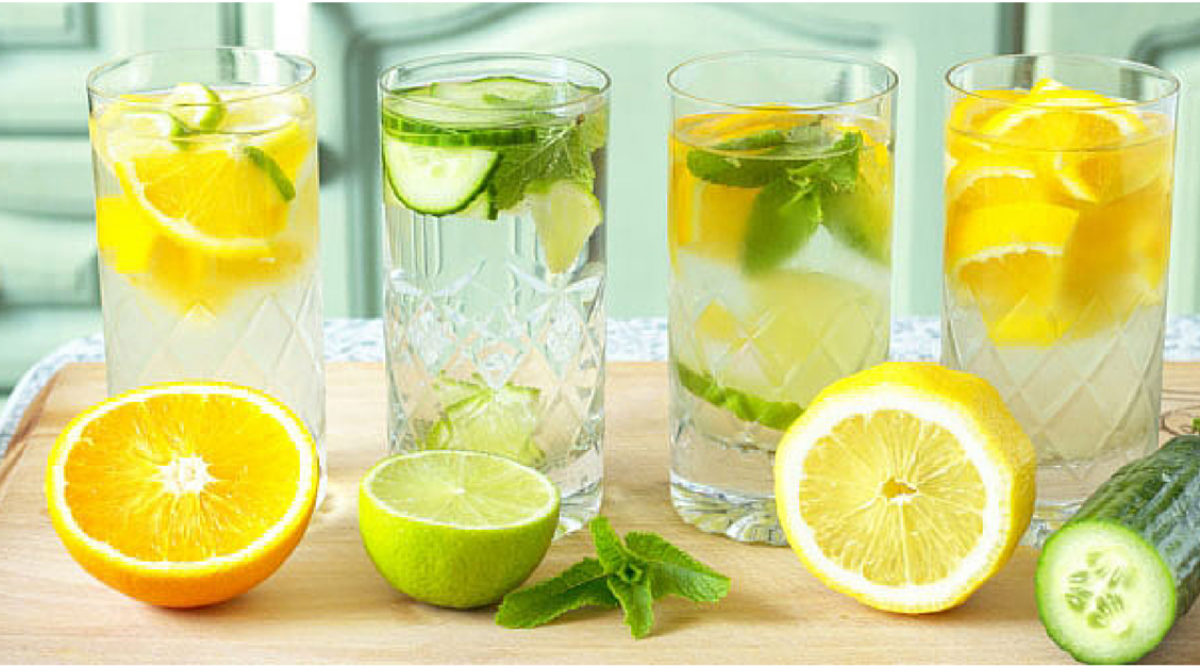 De l'eau au citron est 3 autres boissons efficaces pour perdre du poids cet été