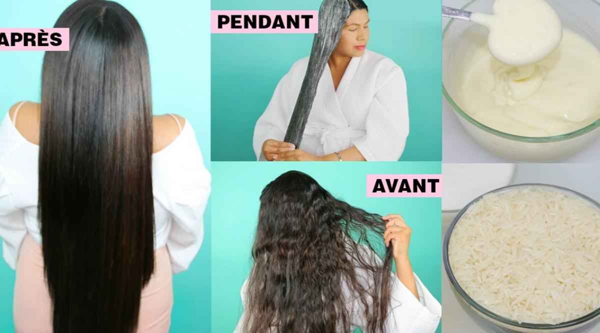 defrisage-naturel-apprenez-a-lissez-vos-cheveux-naturellement-avec-du-riz-et-du-lait-de-coco-soin-adoucissant-et-reparateur