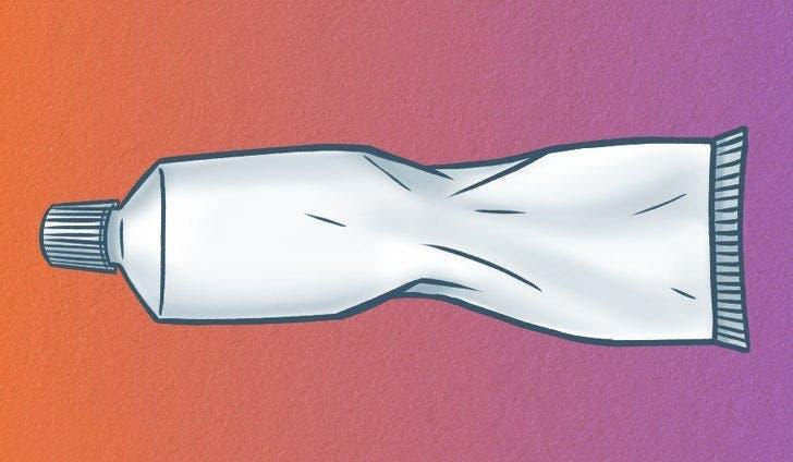 La façon dont vous pressez votre dentifrice révèle de bonnes et mauvaises choses sur votre personnalité