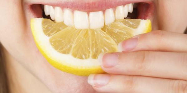 citron bicarbonate de soude