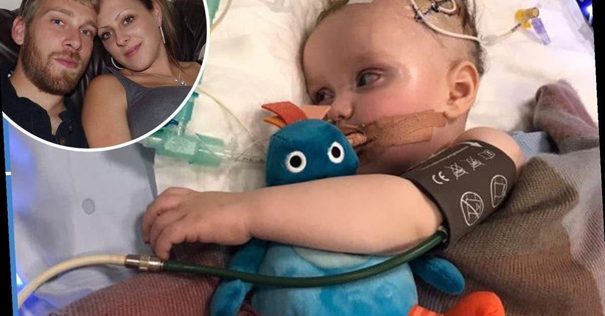 des parents refusent la chimiotherapie a leur bebe atteint de cancer 1