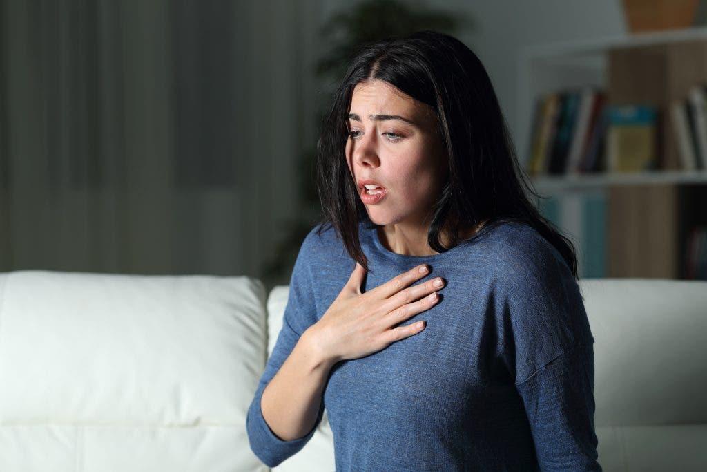 difficulterespiration
