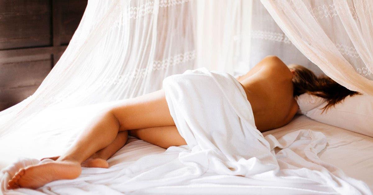 5 raisons bonnes pour la santé de dormir nu