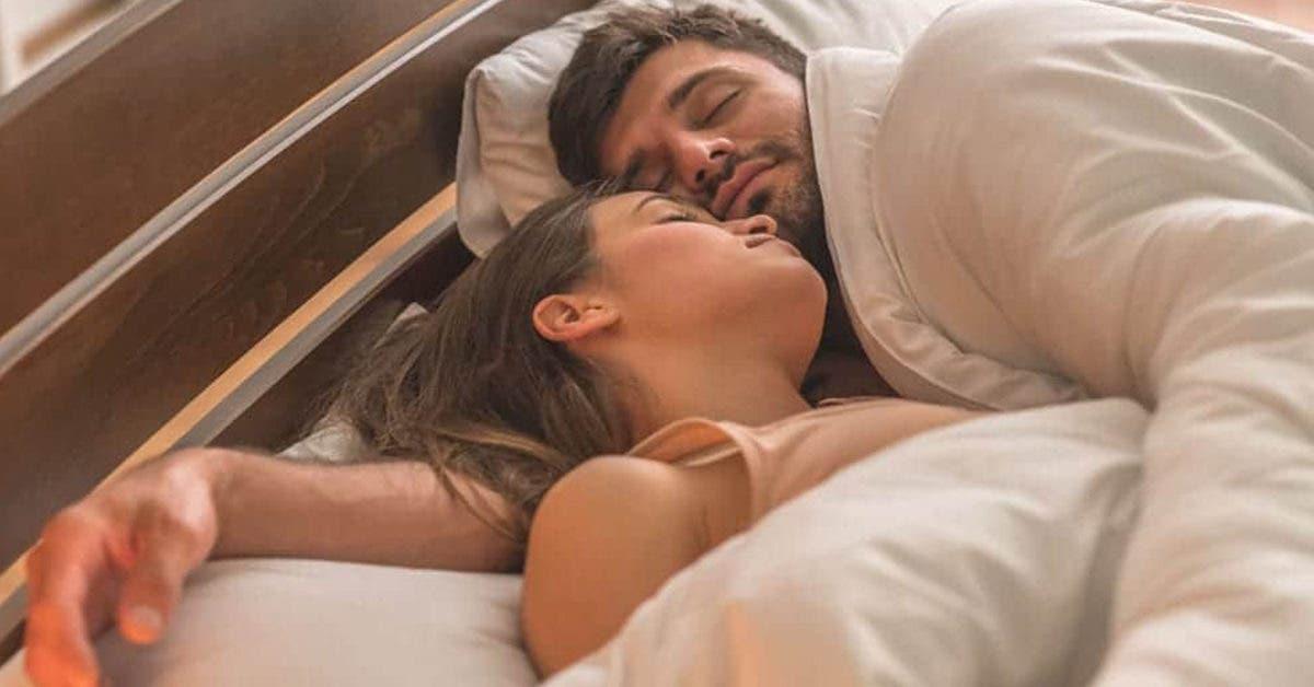 7 raisons pour lesquelles il est plus sain de dormir à côté de la personne que l'on aime