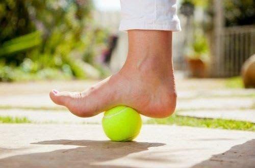 le secret de la douleur au dos est dans vos pieds