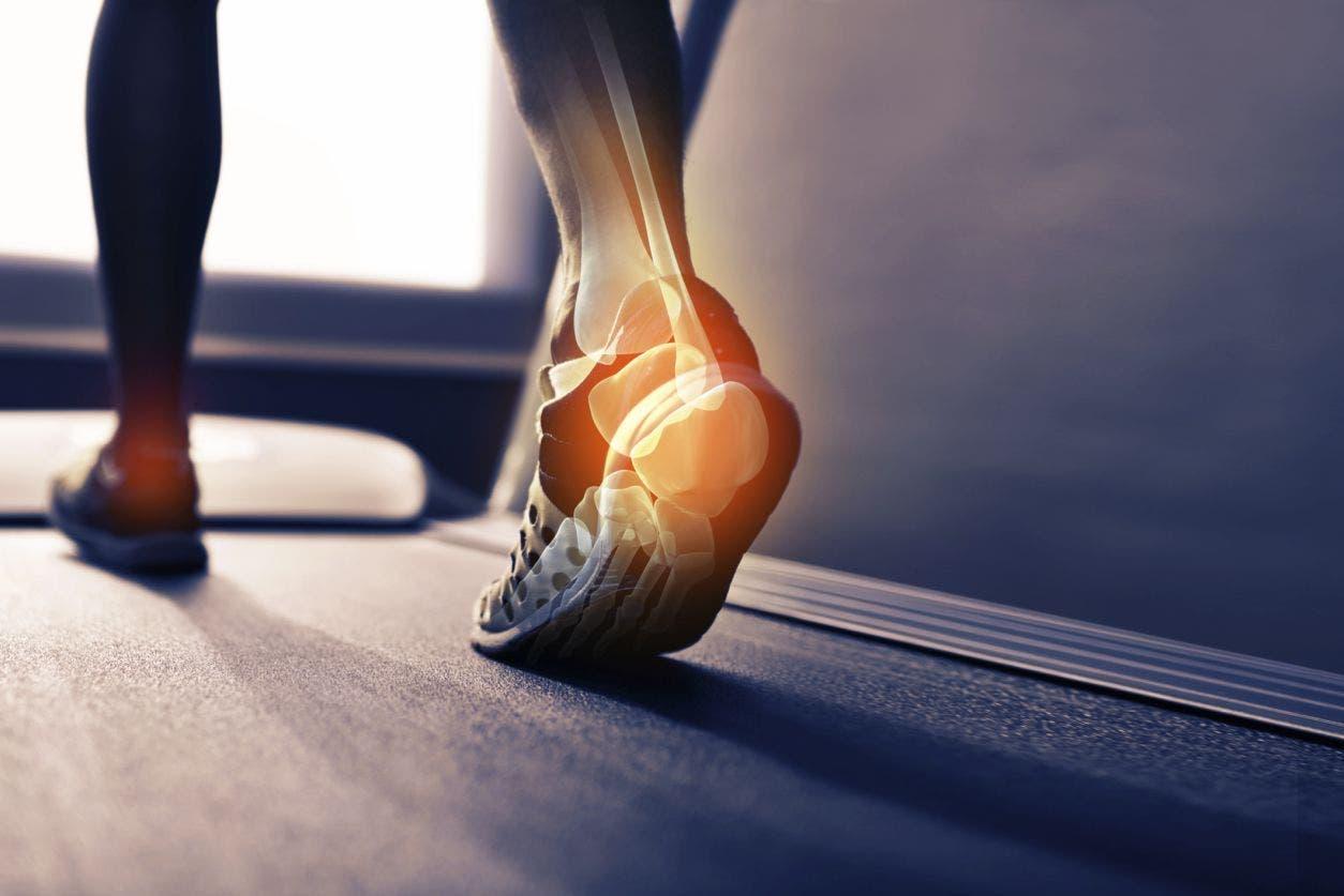 vous souffrez de douleurs au pied