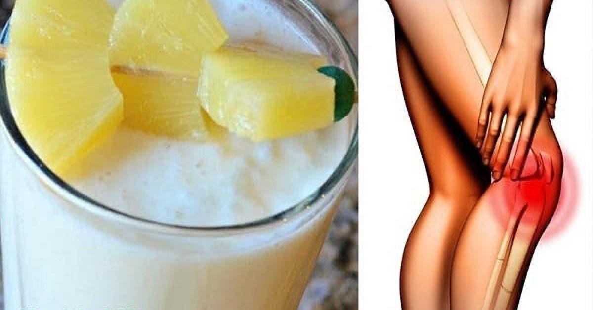 efficace smoothie anti inflammatoire 1