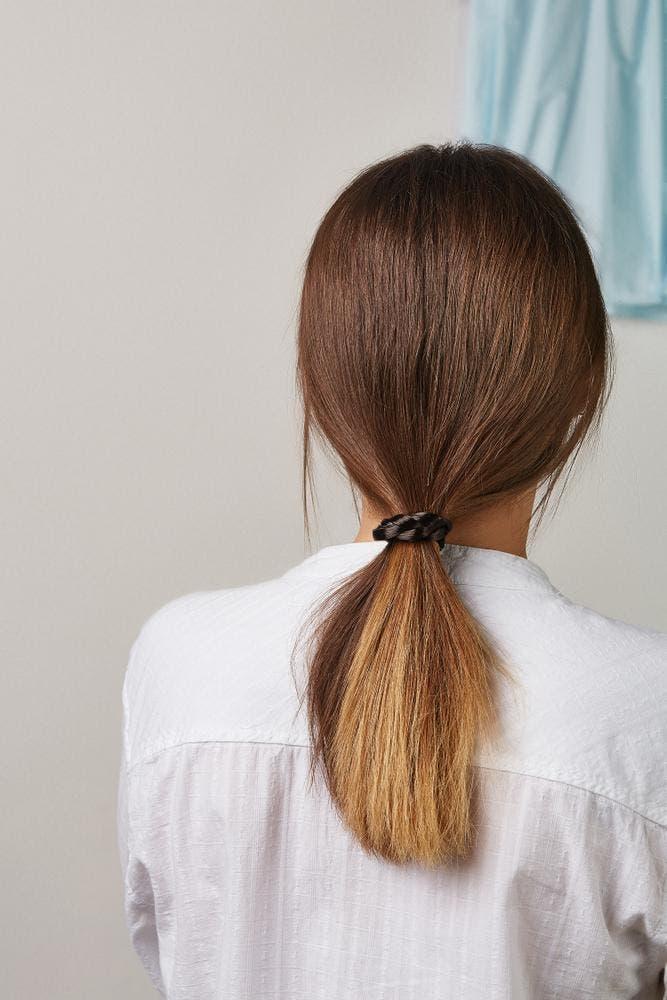 elastiques a cheveux