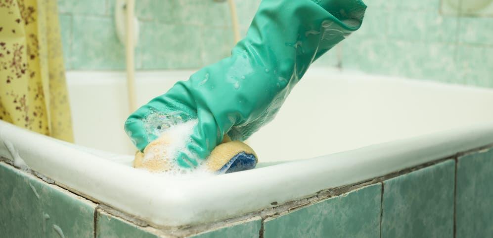 eliminer residus salle de bain
