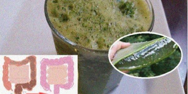 Éliminez plus de 9 kilos de déchets de votre colon avec une cuillère à café de ce mélange