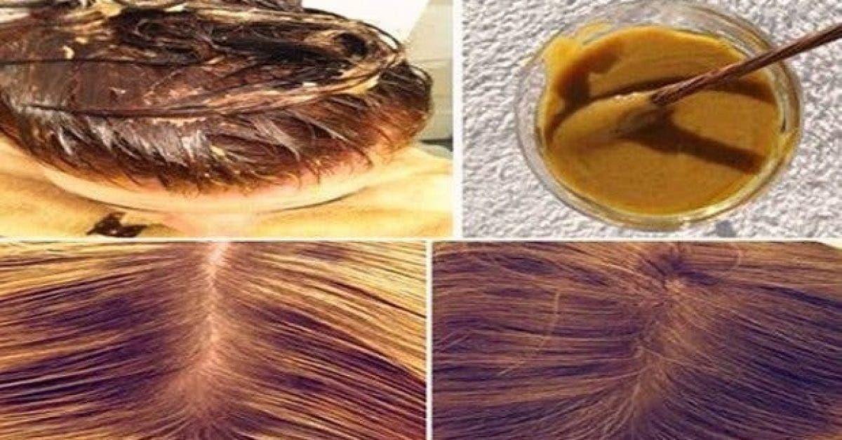 empechez la perte de cheveux et favorisez leur repousse avec cette recette de 2 minutes 1