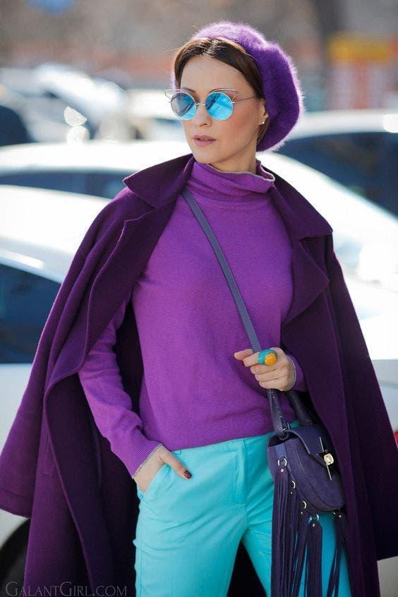 La couleur de vos vêtements détermine votre type de personnalité