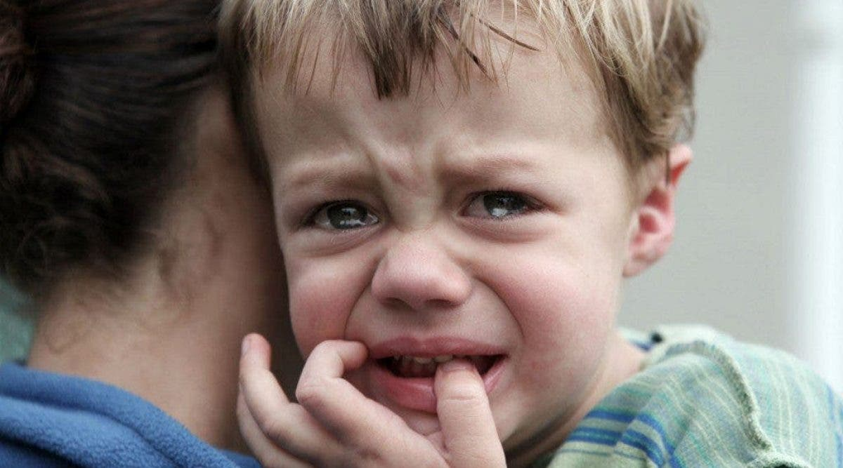 Voici ce qui arrive au cerveau de votre enfant lorsque vous lui criez dessus