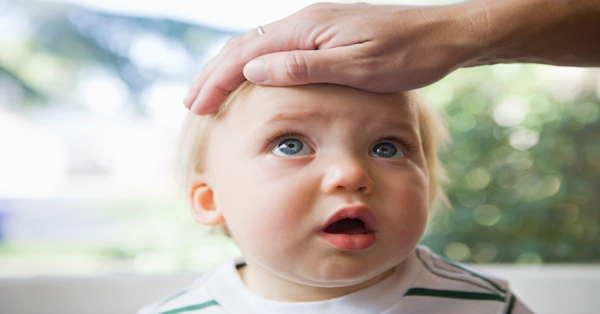 Trucs et astuces pour descendre la température de votre enfant