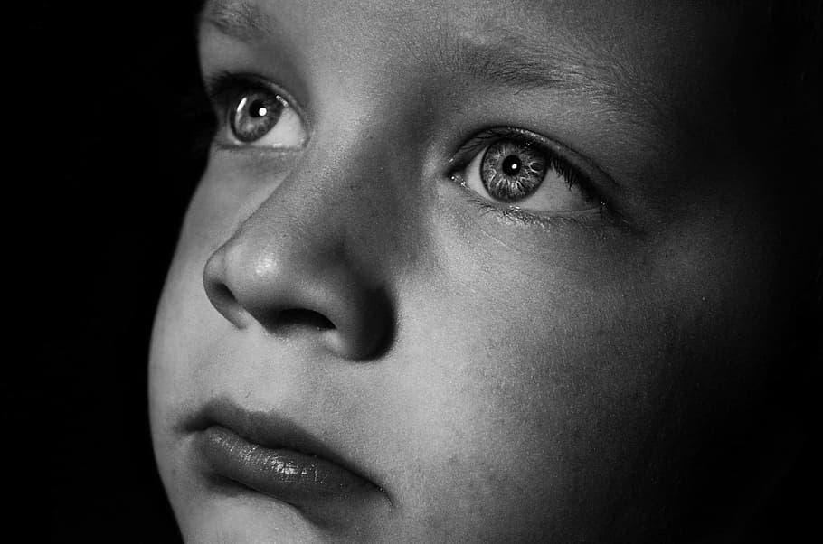 enfant triste