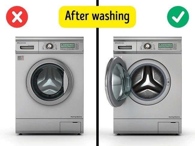 erreurs de lavage