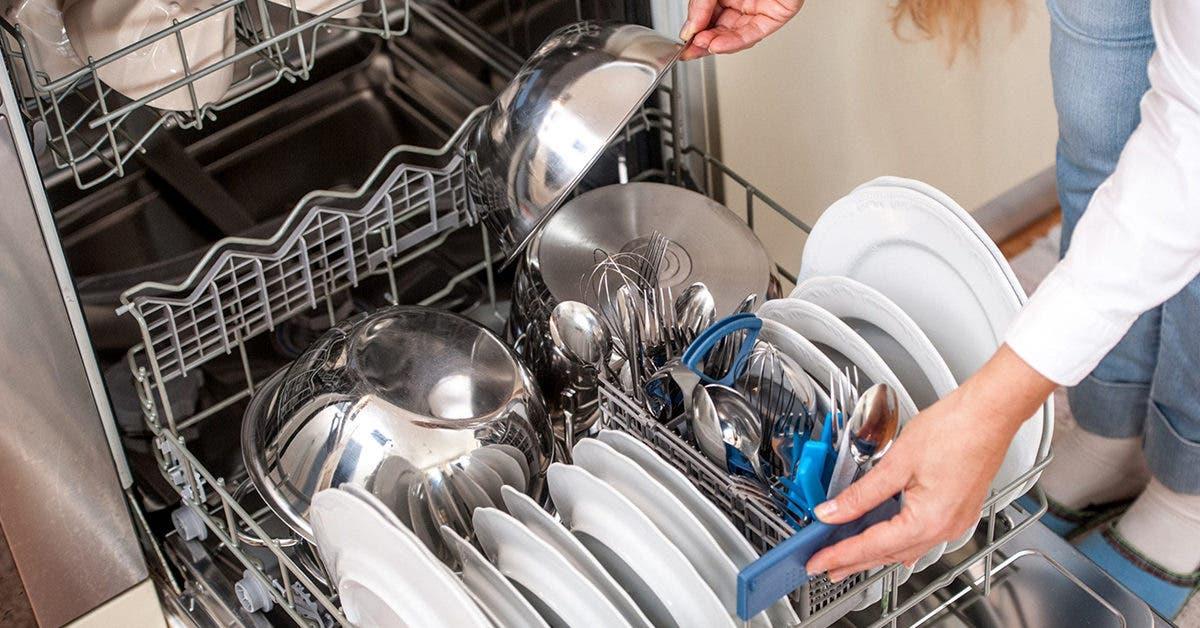 Voici la plus grande erreur que les gens font avec le lave vaisselles