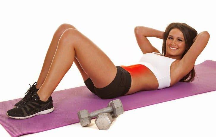 exercice abdominaux