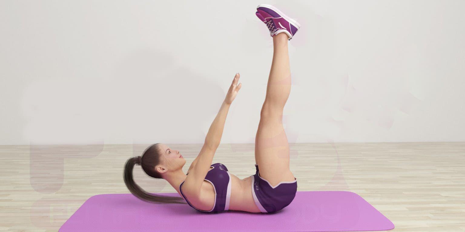 exercice haut du corps