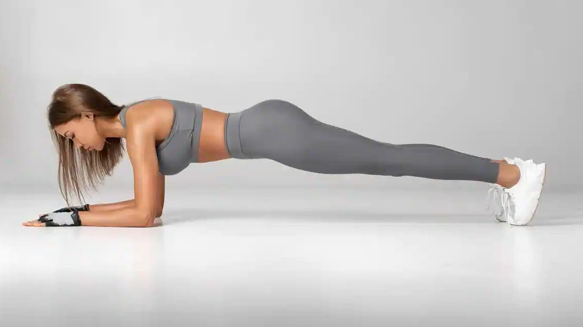 exercice planche