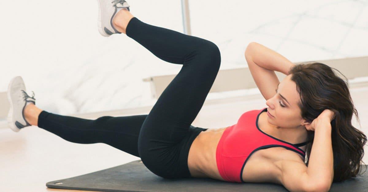 Top 5 des exercices pour aplatir le bas du ventre