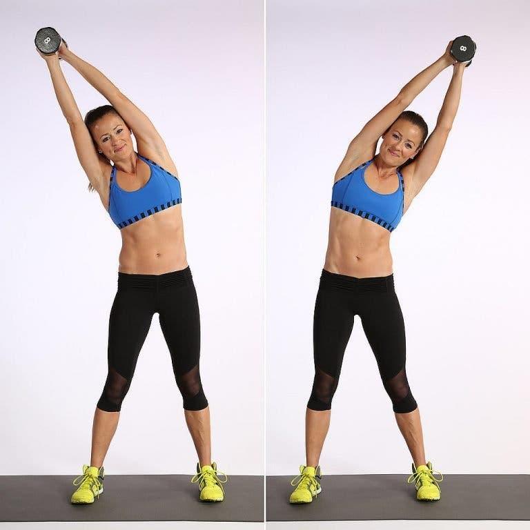 Exercices ventre
