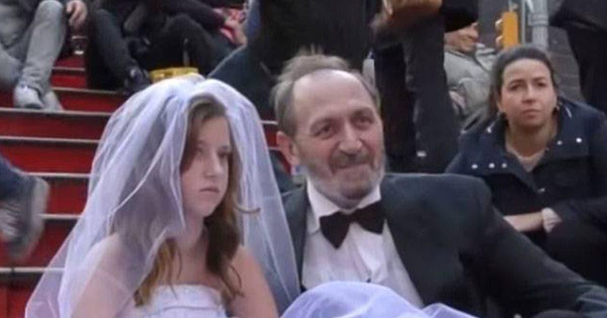 experience-social--une-petite-fille-de-12-ans--se-mari--avec-un-homme-de-65-ans