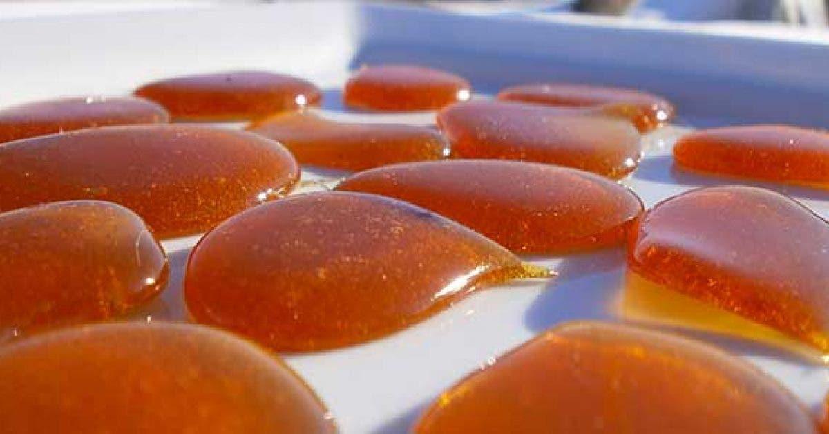 fabriquez vos pastilles au miel contre les maux de gorges11