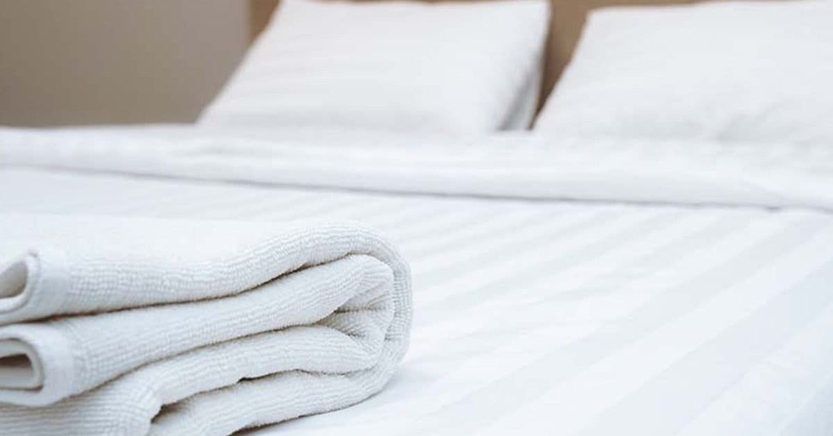 La plupart des gens font cette erreur lorsqu'ils font leur lit le matin