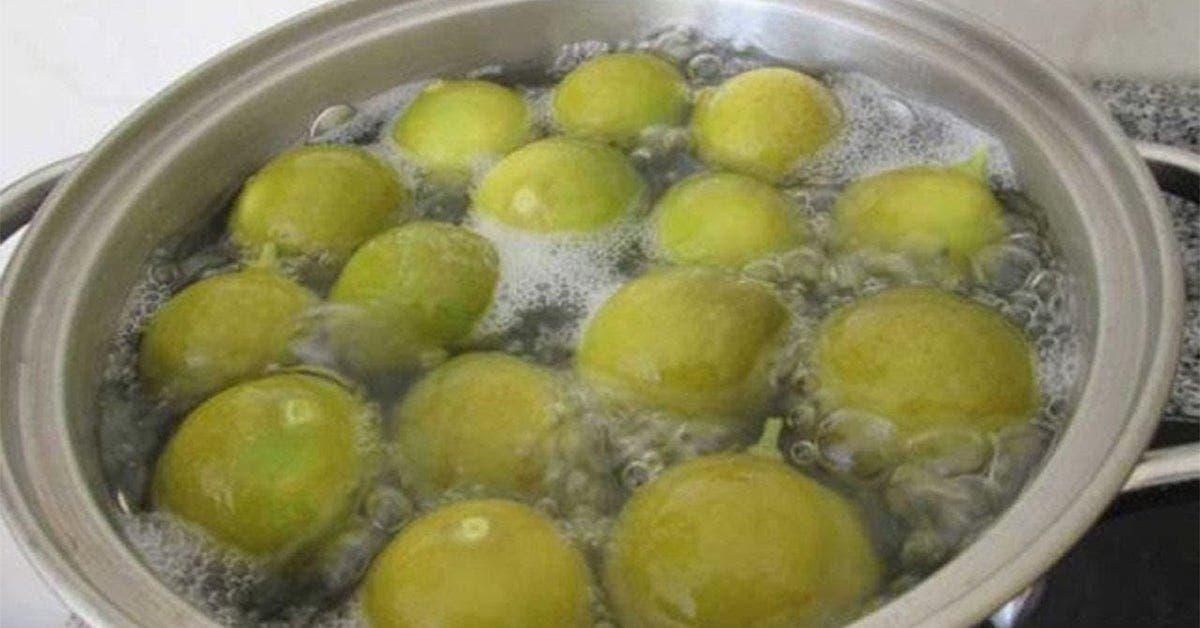 faites bouillir les citrons et buvez leau au reveil cest un remede qui traite tout ce qui ne va pas dans votre corps 1 1