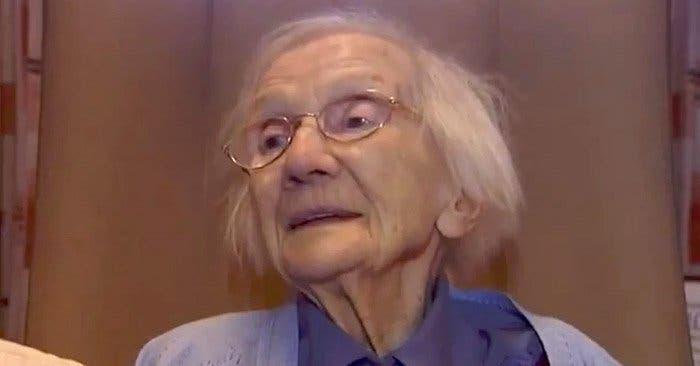 Femme 109 ans