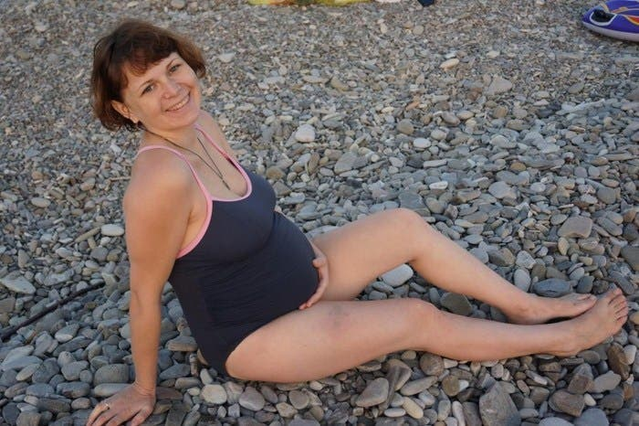 grua shtatzënë