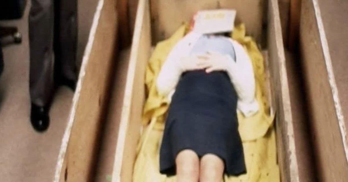 L'histoire vraie d'une femme enfermée dans une boîte pendant sept ans