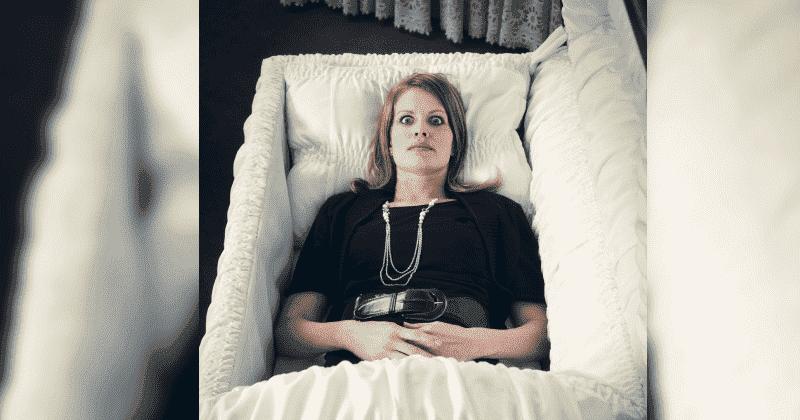 femme morte