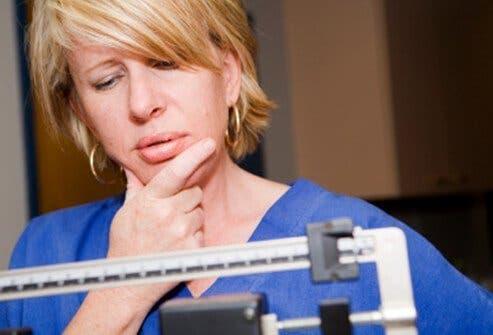 femme poids
