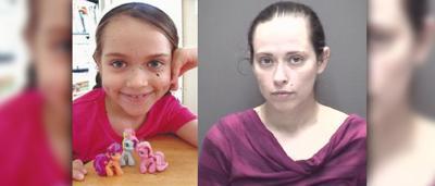 Une fillette disparue en 2014