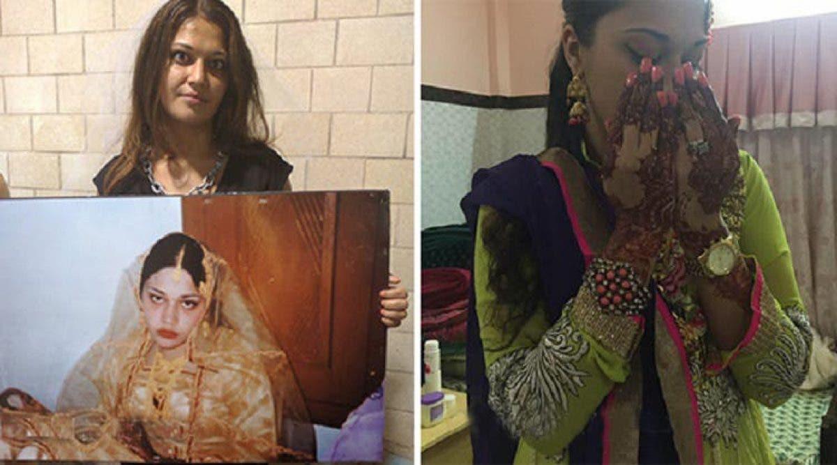 Cette fille pardonne à ses parents de l'avoir forcée à se marier avec son cousin
