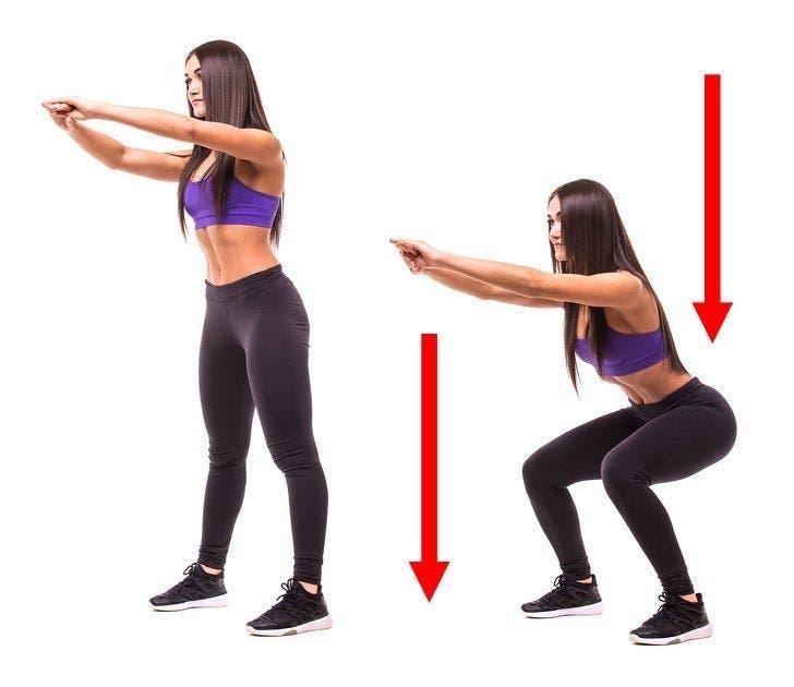 Un entraînement de 5 semaines qui peut transformer votre corps