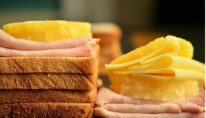 fromage jambon