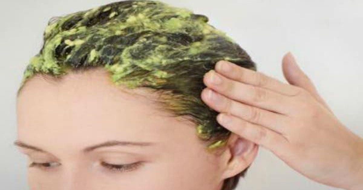 Utilisez ce masque une fois par semaine et vos cheveux seront plus forts et plus épais !