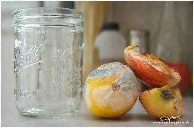 fruits murs