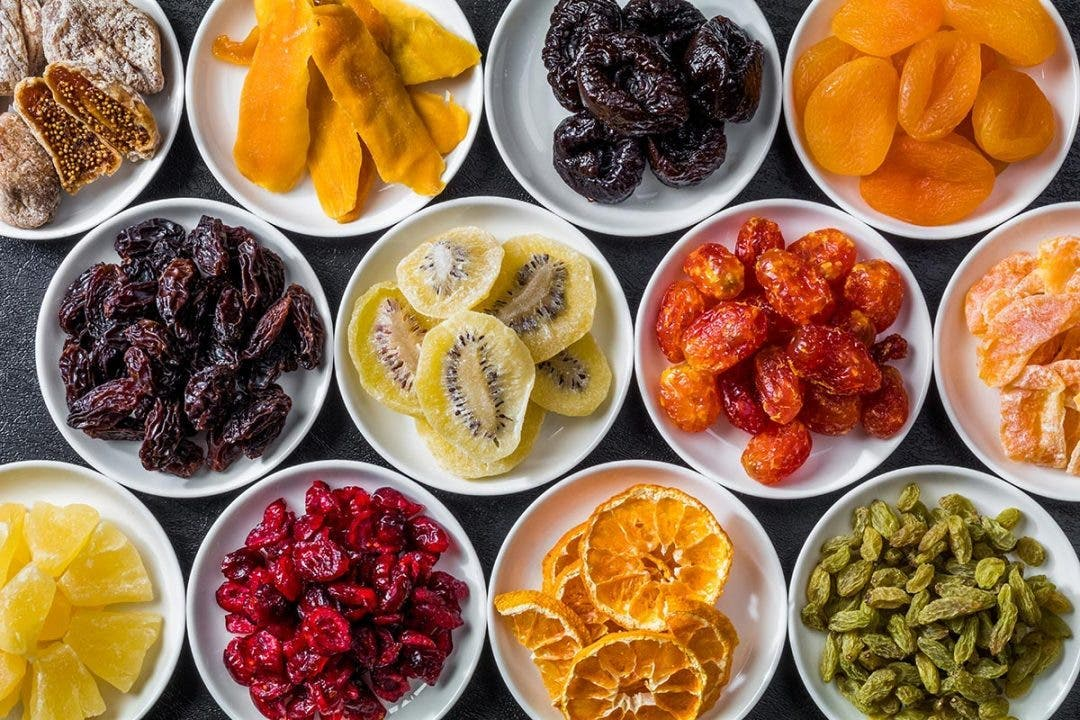 fruits secs