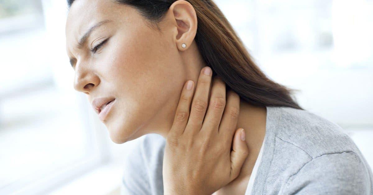 Ganglions gonflés : pourquoi cette boule apparaît au niveau du cou, de l'aine ou des aisselles ?